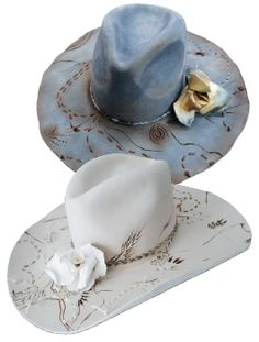 Fashion Pick: Mavericka Cowgirl Hat Collection by Celeste Sotola