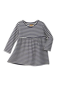 Striped Tunic (Baby Girls)