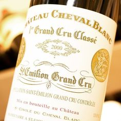 2000 Château Cheval Blanc Saint Emilion Bordeaux France  2000 is a broad wine with compelling purity. Opulent and full-bodied with relatively low acidity and sweet tannin. Behind the sweet truffle notes there is an evident bouquet of blackberries and blueberries. One of the estates best vintages since 1990. Be patient and you will see how great it could be. RP_99  Cheval Blanc is one of the four Saint Emilion Premier Grand Cru Classe A and was sold to LVMH group in 1998. The luxury house…
