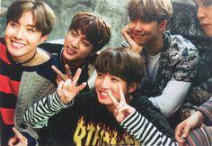 Seventeen -Japan Magazine- #방탄소년단 #BTS