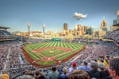 Ultimate Fan Guide: Our Stadiums - Pittsburgh Magazine. Photo by Dave DiCello.