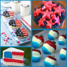 Fourth of July: 4th of July Food Ideas
