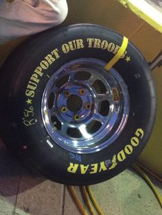 Special Support our Troops tires