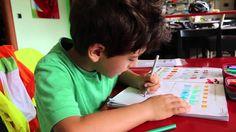 Compiti e lettura commenti Prima elementare pagina 5