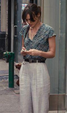 Keira Knightley in Begin Again                                                                                                                                                                                 More