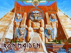 Iron Maiden - The Rime of the Ancient Mariner
