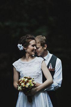 Lauren and Joshua's Australian Country Wedding