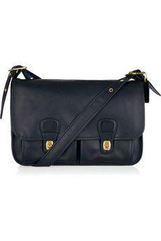 coach classics leather field bag