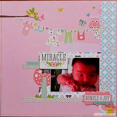 bundle of joy - Scrapbook.com