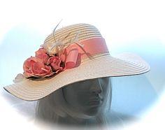 b9aa6ad404c Mint Sun Hat Mother of the Bride Hats Tea Party Hats Women s Hat DH-114