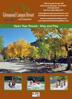 Glenwood Canyon Resort Glenwood Canyon, Hiking Trips, Ways To Travel, Rv, Colorado, Places To Visit, Summer, Motorhome, Aspen Colorado