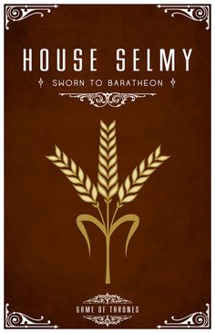 Game of Thrones House Selmy by LiquidSoulDesign