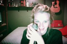 Admin pic!! Meet Erin and her beautiful fur friend Thor!