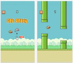 Flappy Bird is the Super Mario-esq tap game that stormed the app stores in early learn how it works and what its developer, Nguyen Dong, cites as the causes of its success, so you too can make an app like Flappy Bird. App Stores, Flappy Bird, Make A Game, Super Mario, Bar Chart, Success, Learning, Games, How To Make