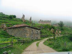 Santa Ruins – Travel To Turkey Above The Clouds, Turkey Travel, Black Sea, Perfect Place, Paths, The Neighbourhood, Coastal, Beautiful Places, Greek