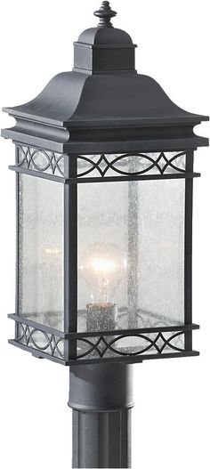 Murray Feiss OL8007FOG, Liberty Outdoor Post Lighting, 100 Watts, Fog #MurrayFeiss215