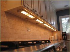 Brilliant  Under Cabinet Lighting Wiring Ideas regarding Property