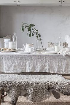 10 'Hygge'-Chic Styling Ideas That Work Year-Round #purewow #decor #home #trends