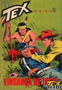 Tex - 002 : Vingança de Índia