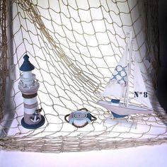 Filet de pêche de décoration