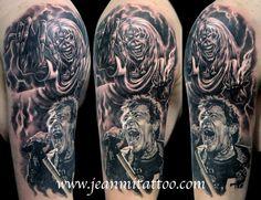 Portrait  Iron Maiden  Theme