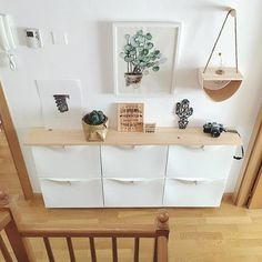 These IKEA built-in hack ideas will add tons of storage space to your home. The IKEA closet hack looks like a real built-in-closet, and you'd never guess the kitchen island is made of bookcases. Great storage ideas using IKEA hacks. Room Interior, Interior Design Living Room, Living Room Decor, Small Hallways, Ikea Home, Hallway Decorating, Diy Furniture, Sweet Home, House Design