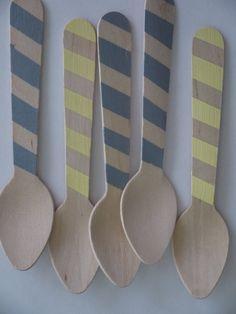 ice cream spoons