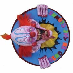 Halloween Clown Props Life-Size Send in the Clowns Halloween Prop Pretty Scary…