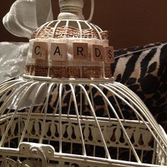 Card cage.