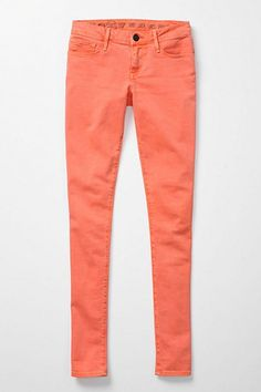 Anthropologie Colorful Pants -- Trend We're Loving on A Love Affair With Eyeliner Blog