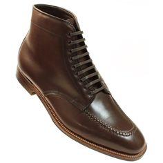 TheShoeMart BootMaker Edition | Alden Men's Indy Boot Calfskin Plaza Last |