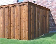 8' fence boards | board on board basic fence
