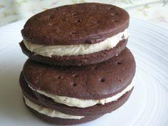 Lori's Lipsmacking Goodness: Ice Cream Sandwich Cookies