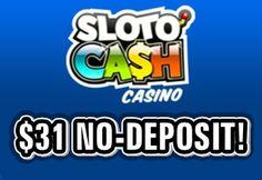 Slotocash Casino - Exclusive $31 No Deposit Bonus + 500% Deposit Bonus - New Players - US Players Welcome - Click pin to claim!