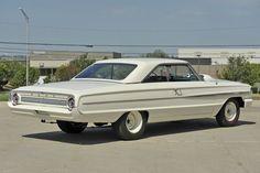 1964 FORD GALAXIE 500 CUSTOM 2 DOOR HARDTOP - Barrett-Jackson Auction Company