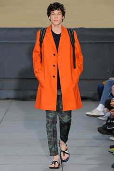 N.Hoolywood Spring 2015 Menswear - Collection - Gallery - Style.com