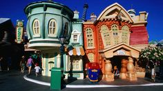 Toon Town. Looking Forward to Taking Grandkids Someday.