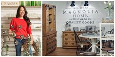 Joanna Gaines' First Home Furniture Collection is More Beautiful Than You Ever Imagined - CountryLiving.com