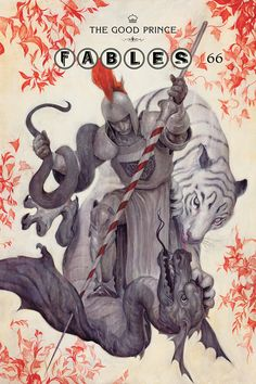 Fables #66//James Jean/I - J/ Comic Art Community GALLERY OF COMIC ART