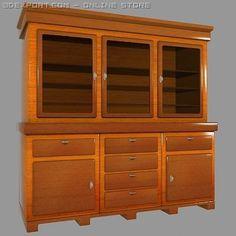 3D Model Modern Cupboard c4d, obj, 3ds, fbx, ma, lwo 22336
