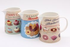 Bakery Kitchen, Home Bakery, Bakery Supplies, Kitchen Themes, Sweet Treats, Range, Mugs, Tableware, Shop