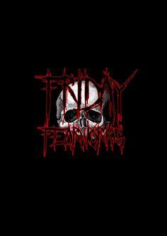 Text prison logo