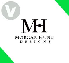 LOGO DESIGN: Morgan Hunt Designs