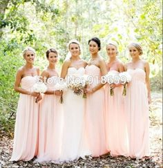 Find More Bridesmaid Dresses Information about Long Style A Line Sweetheart  Pink Bridesmaid Dresses 2015 Long Dress Fast Delivery,High Quality dresse,China dress bebe Suppliers, Cheap dress element from Rosemary Bridal Dress on Aliexpress.com