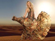 """Elixir"", el nuevo perfume de Shakira"