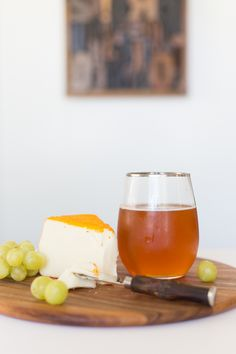 Beer and Cheese Pairings from @itsmomtastic - Most people serve wine and cheese together at parties, but not me—I like to pair my fine cheeses with some quality microbrews.