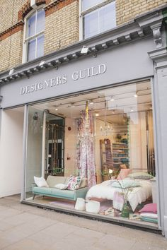 Designers Guild kings road, London