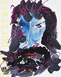 """L'arte di Vittorio Amadio: P&P. I self-portrait del """"passante"""" Vittorio Amadio"""