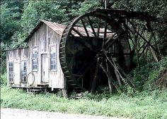 citi mill, grist mill, bryson citi, bryson city nc, north carolina