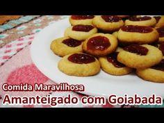 Amanteigado com Goiabada | Comida Maravilhosa #51 - YouTube